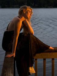 Black Dress series no. 2 by slephoto