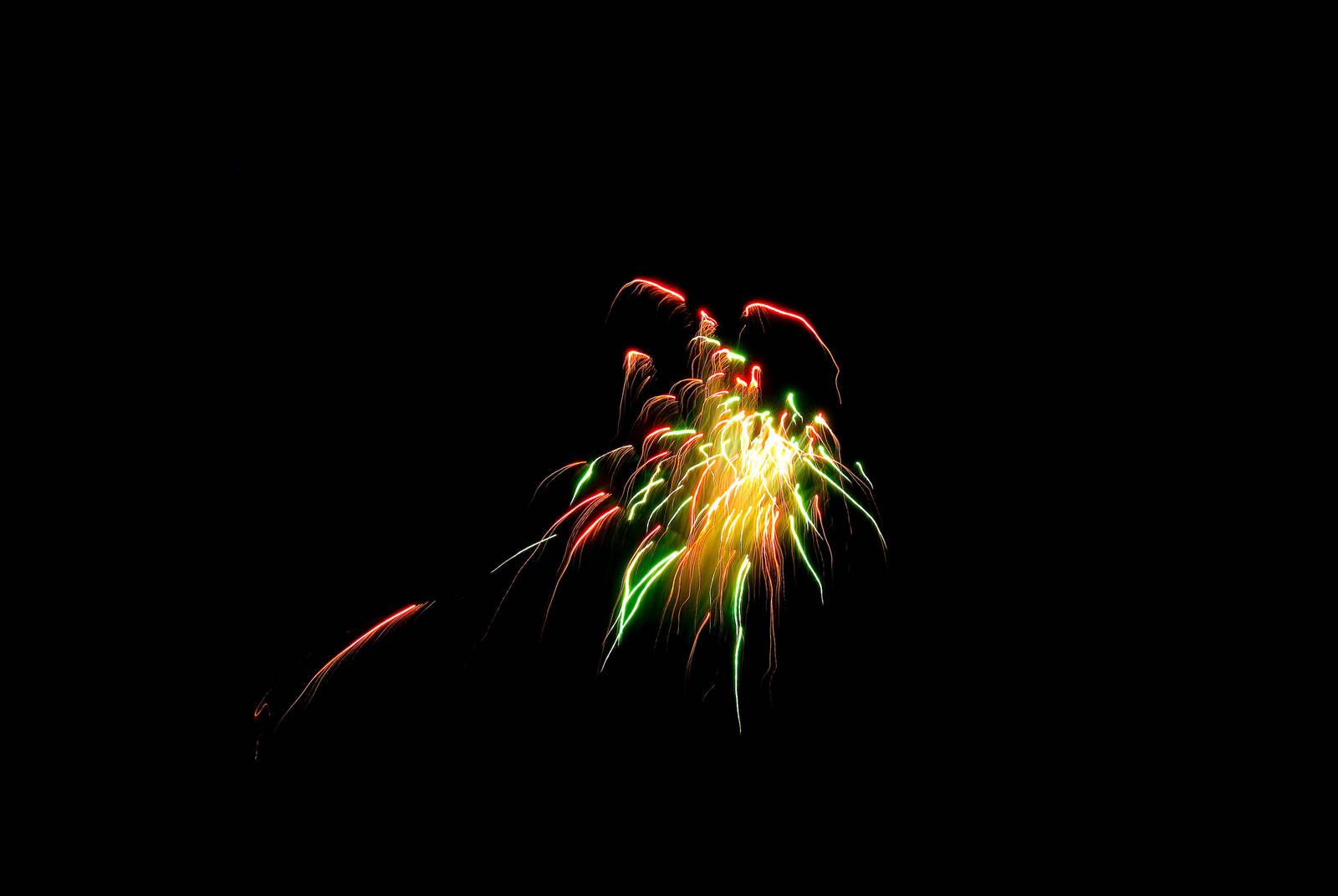 Fireworks 7-4-2010 No.3 STOCK by slephoto