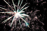 Fireworks 7-4-2010 No.7 STOCK by slephoto