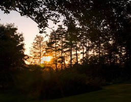 Clearfield Sunset by slephoto
