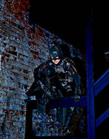 Batman Cosplay No. 1 by slephoto