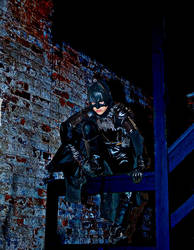 Batman Cosplay No. 1 by slephoto