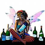 Wine Fairy by slephoto