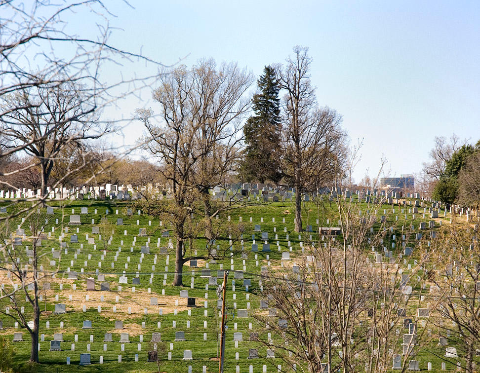 Arlington National Cemetery No. 1 by slephoto