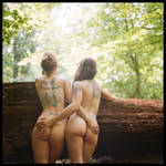 Eve And Lilith No. 1 - Another Day In Paradise by slephoto