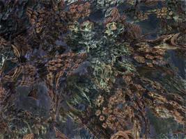 Bakterius 160 - Mandelbulb 3D fractal by schizo604