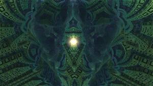 Descent into Fractal Core - Mandelbulb 3D fractal by schizo604