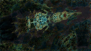 Bulbox Amazing 06 - Deep Sea Creature - Mandelbulb by schizo604