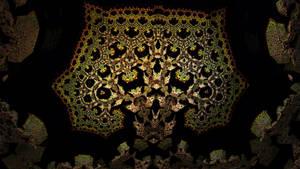Fractal Tree - Mandelbulb 3D fractal by schizo604
