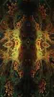 Microscopic Spirit - Mandelbulb 3D fractal by schizo604
