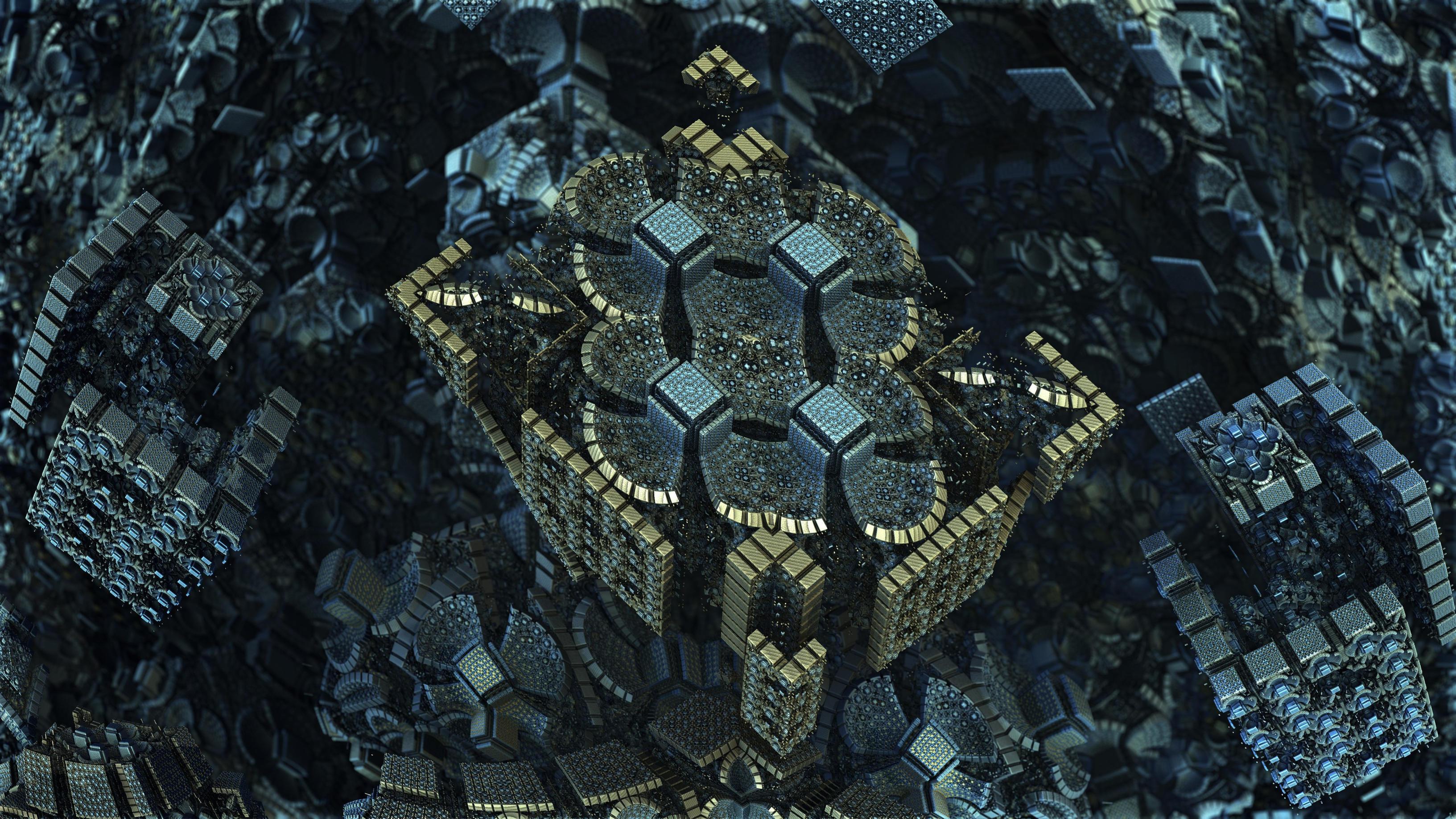 Fractal Short Kicks 3 Startframe - Mandelbulb 3D by schizo604