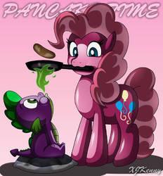 Pinky Pancake by XJKenny