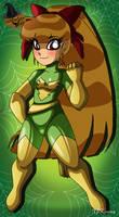 Phoenix Momoko by XJKenny