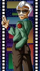 Stan Lee by XJKenny