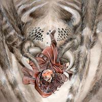Spinnenriesin by Tamasaburo09