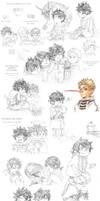Sketches and other Stuff III by Tamasaburo09