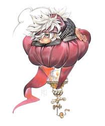 Ballon by Tamasaburo09
