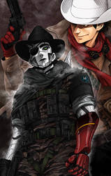 Metal Gear Spine by Tamasaburo09