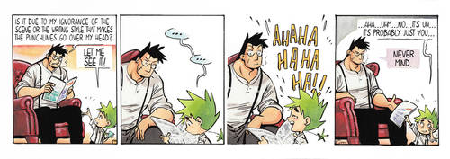 punchline by Tamasaburo09