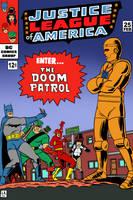 Enter The Doom Patrol by LarryKingUndead