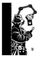 The Inspector Returns by LarryKingUndead