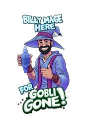 Billy Mage Here ... by theinkBot