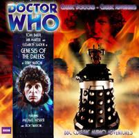 Doctor Who: Genisis of the Daleks Big Finish Style by spanishyoda