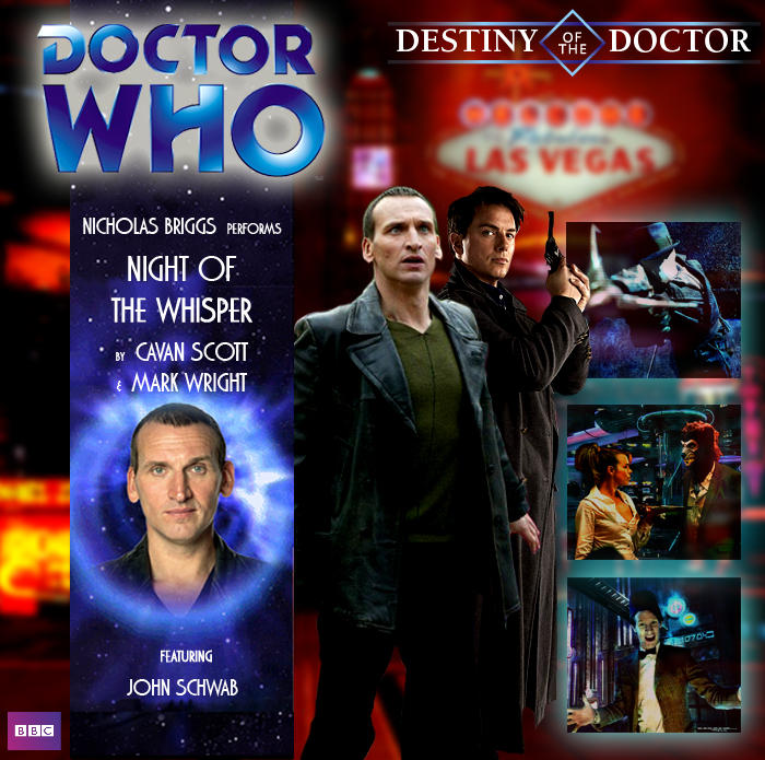Destiny of the Doctor 9: Night of the Whisper by spanishyoda