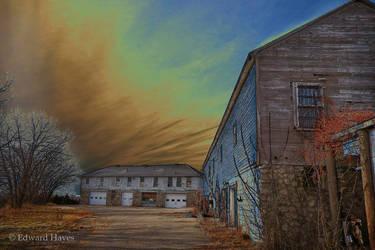 Shrewsbury Barn by HayesPhoto