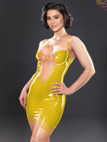 Mary Elizabeth Winstead latex fake 01v03 yellow by ElisabetaM