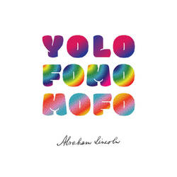 YOLO, FOMO, MOFO halftone Typography poster by LeftoverPrints