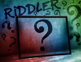 Riddler Edward Nygma - Arkham Certificate Signed by LeftoverPrints
