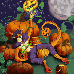 Pumpkin  [DTA] by cindersandashes