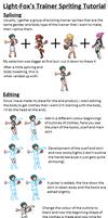 Trainer Sprite Tutorial by Light-Fox
