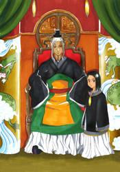 King and Kirin by cwutieangel