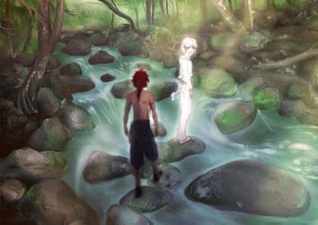 destined encounter by cwutieangel