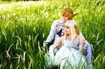 The Wedding Elves by pinkyluxun