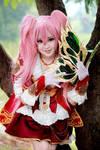 The Butterfly Wizard by pinkyluxun