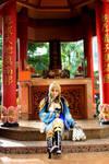 Jin Dynasty : Wang Yuanji by pinkyluxun