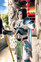 Dynasty Warriors 7 : Zhao Yun by pinkyluxun