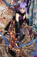 Ninja Gaiden Razor's Edge : Ayane by pinkyluxun