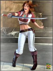 ~Sword Fight~ by ken1171