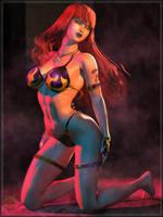 ~Fantasy Redhead~ by ken1171