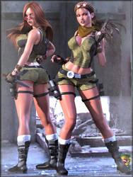~Danger Ladies~ by ken1171