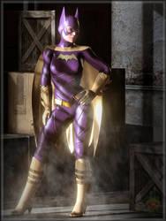 ~Batgirl~ by ken1171
