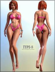 ~Body Type-8 Released~ by ken1171