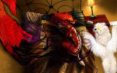 Sleep by Shadowwolf