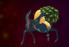 Fairy Hind by Shadowwolf