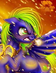 Rageface Pony by Shadowwolf