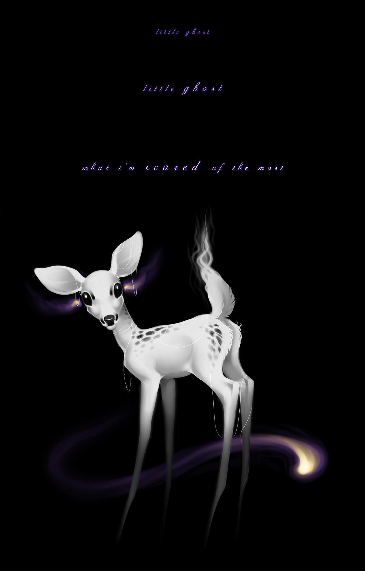 Little Ghost by Shadowwolf